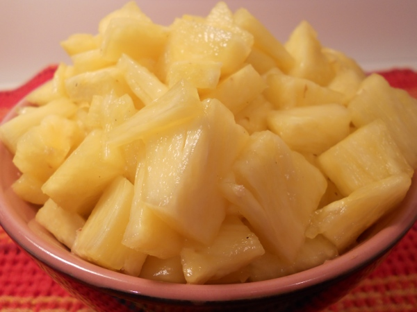 Fresh Cut Pineapple