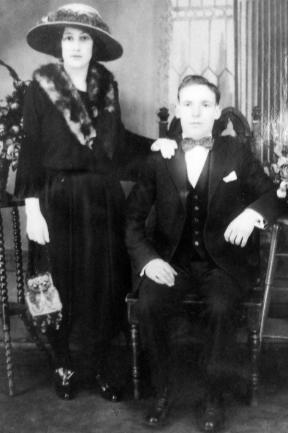 Francisca y Antonio